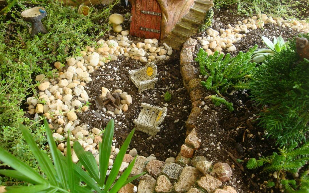 Mini Garden Goodies!